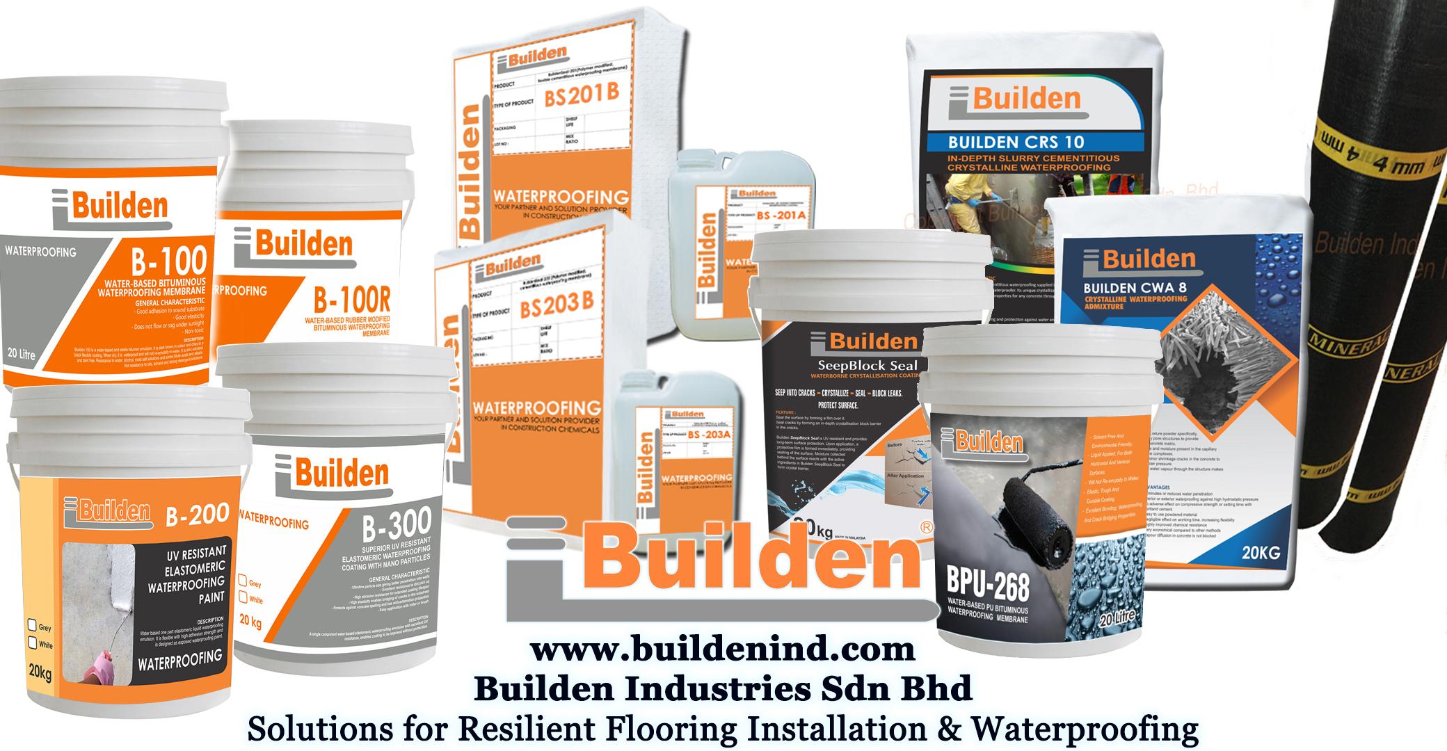 Builden Waterproofing
